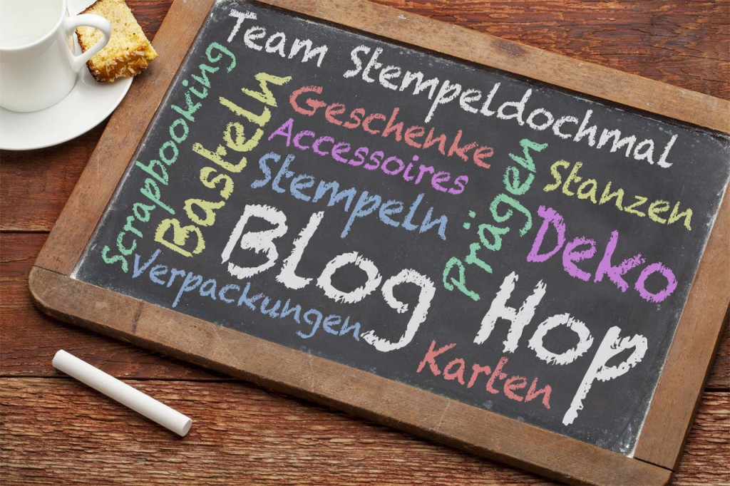 Blog Hop Team Stempeldochmal