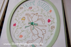 Frohe Ostern Stampin Up