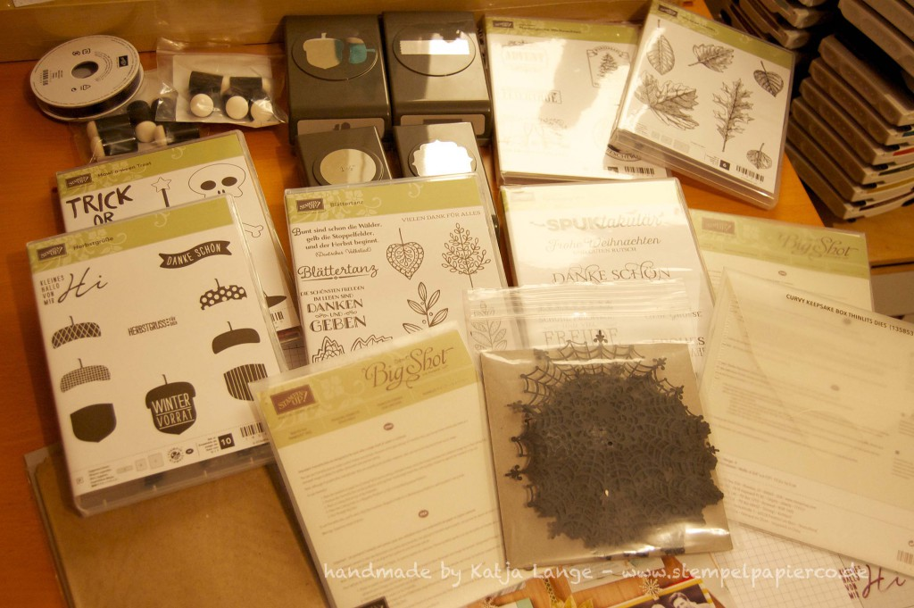 Stampin' Up! Haul