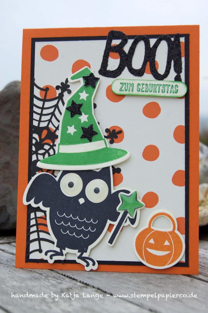 Boo zum Geburtstag mit Stampin' Up!2