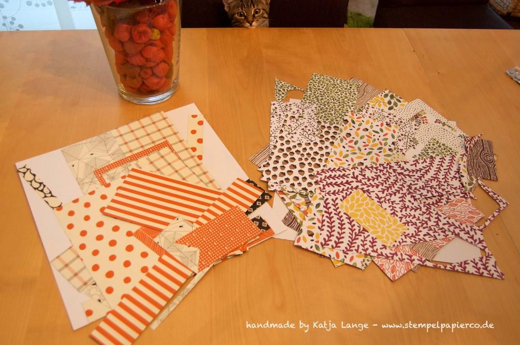 Herbst Designerpapier mit Stampin' Up!3
