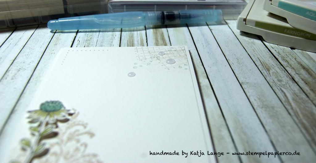 Glückwunschkarte mit Timeless Textures von Stampin' Up!1