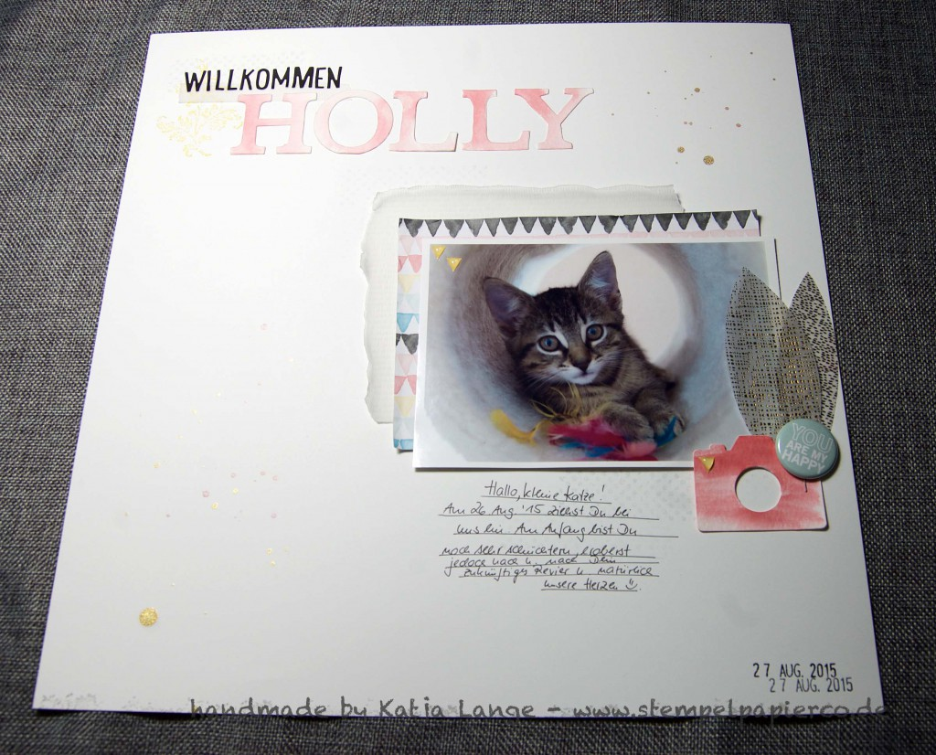 Layout Holly mit Produkten von Stampin' Up!4