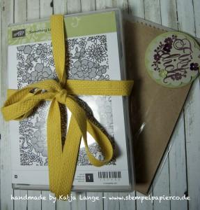 Blogcandy mit Produkten von Stampin' Up!3