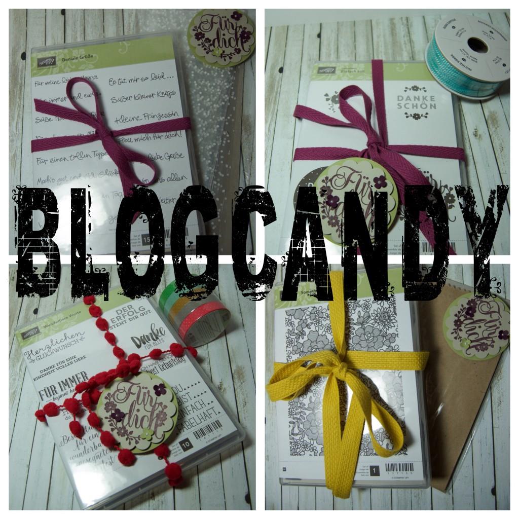 Blogcandy - Gewinnspiel 2016