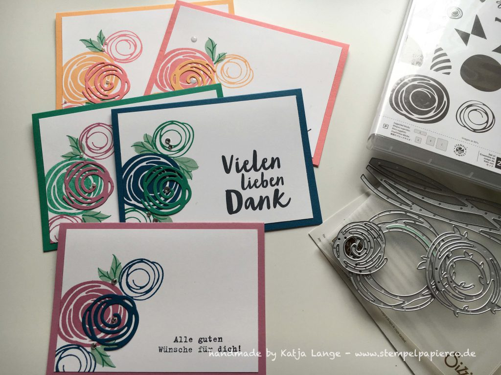 Make&Take zur Katalogparty Stampin' Up!2