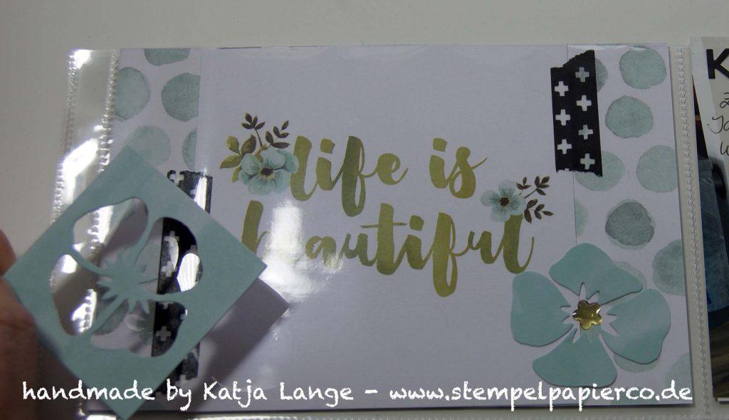 Blog Hop mit Project Life von Stampin' Up!2