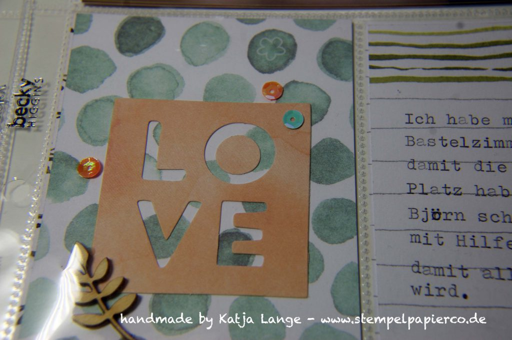 Blog Hop mit Project Life von Stampin' Up!5