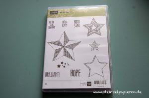 Stempelset/Flohmarkt Stampin' Up! Be the Star
