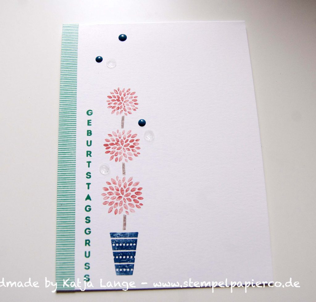 Genial vertikal Geburtstagskarte1
